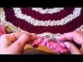 Tutoriel crochet   comment faire un tapis moelleux