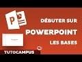 Faire un bon PowerPoint - Les bases