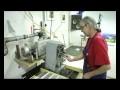 Fabrication de l'huile extra-fine Old Holland