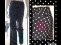 """Comment coudre un """"Pantalon taille coulissée"""", tout simple. Kit de chez Les Fées."""