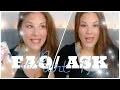 FAQ/ASK | Mariage? Des Copines Youtubeuses? Envie d'Enfants?  (Part 1)