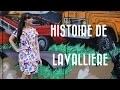 La minute historique:  la Lavallière