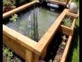 vidéo du bassin fabrication maison