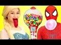 Dessin Anime Spiderman en Francais 2017 - Spiderman Dans La Vraie Vie Ep 03
