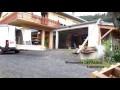 transfert du bois d'ossature / TINY HOUSING PROJECT