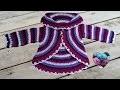 Gilet mandala toutes tailles crochet facile / Chaqueta mandala super facil todas las tallas crochet