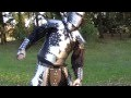 Les Artisans d'Azure - Knight Leather Armor - Armure Chevalier