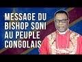 Message du Bishop Soni Mukwenze au Peuple Congolais