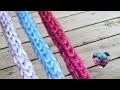 Cordon i-cord tricot facile / I-cord knitting tutorial (english subtitles)