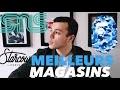 💯LES MEILLEURS MAGASINS STREETWEAR SUR PARIS (SNS, AFTERDROP, BAPE,...)