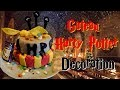 Faire un Gâteau Harry Potter Décoration
