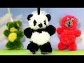 Panda en pompons - Animal à fabriquer pour un cadeau fait main