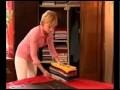 Starfold : Planche à plier le linge, pliage facile