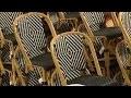 Les chaises bistrot, une tradition française