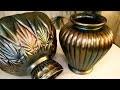 DIY   Iridescent Art Vase