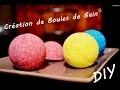 [DIY N°1] Fabrication de boules de bain