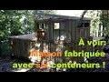 Grande maison conteneur! (6 containers) Rigaud - Quebec