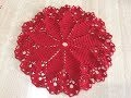 Tuto centre de table au crochet