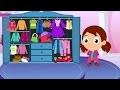 Les vêtements - Vocabulaire pour les enfants - Apprendre le nom des vetements