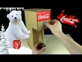 �Comment Fabriquer un Mini distributeur de soda [ Coca -Cola ]