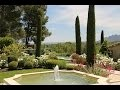 Le Jardin d'Aure�lia, luxury villa rentals, Provence, South of France