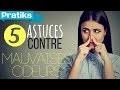 5 astuces contre les mauvaises odeurs