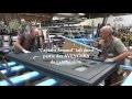 FLEN SECURIT - Fabrication d'une porte d'entrée en aluminium