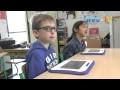 Activités de lecture écriture en CP sur ardoise numérique