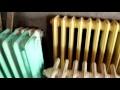 Rénover sois-même des radiateurs en fonte