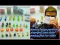 Tutoriel : parfums, shampoings et emballages Miniatures 🌸
