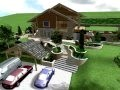 creation de jardins de pente raide