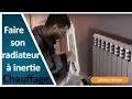 fabriquer un radiateur électrique à inertie