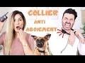 COLLIER ANTI-ABOIEMENT : Le Test ! - Lufy et Enzo