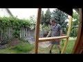 Par philordi Reffection de mon 1er abris de jardin Sable,bâche et mise en place du cadre