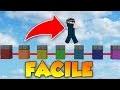 LE PARKOUR LE PLUS SIMPLE AU MONDE - Minecraft JUMP