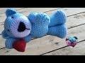 Ours doudou amigurumi crochet 2/3 / Amigurumi bear easy crochet