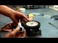 Fabrication des roues de Chars à Voile RC