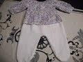 tuto tricot pantalon bébé