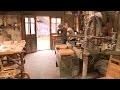 Artisanat : les derniers sculpteurs de bois au couteau