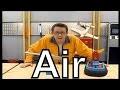 Comment une hélice propulse-t-elle un aéro-glisseur? C'est pas sorcier