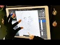 TUTO DESSIN #8 tablet   Comment je dessine un chat   Mon livre Yume
