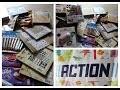 Super Haul ACTION Aout 2017 : Scrap, loisirs créatifs & co