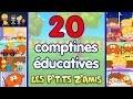 Pirouette, cacahuète + 20 comptines et chansons eÌ�ducatives - compilation 38 Min