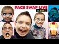 ON CHANGE DE VISAGE #1 ! Face Swap Live - Appli MSQRD Masquerade