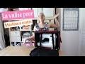 La valise pour machine à coudre - Couture Débutant
