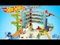 Hot Wheels Mega Garage Attaque Requin Ultimate Garage Playset Jouet Voitures Cars Toy Review Juguete