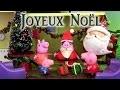Peppa Pig Noël 2015 Pâte à modeler Play Doh Christmas Chupa Chups Surprise Eggs