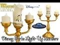 Review Disney La Belle et la Bête Lumiere Light-up Figure