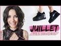 JUILLET 16 / MES FAVORIS | Coline
