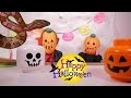 [JOUET] Special Halloween Surprises - Studio Bubble Tea unboxing Halloween stuff